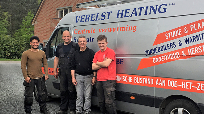 Verelst Heating - BKW